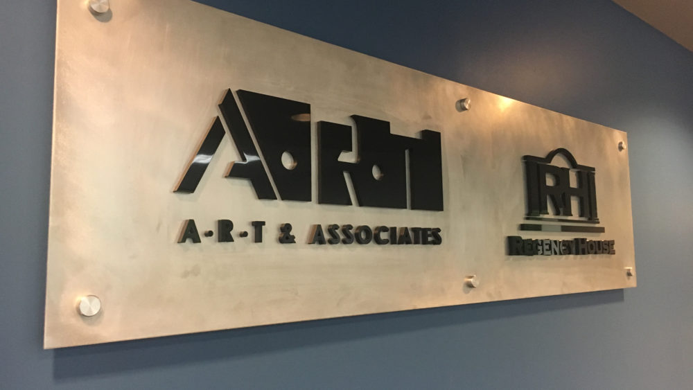A-R-T and associates framing and printing company