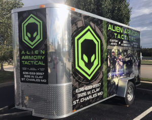 En-Gravs Design Contest Winner Vehicle Wrap