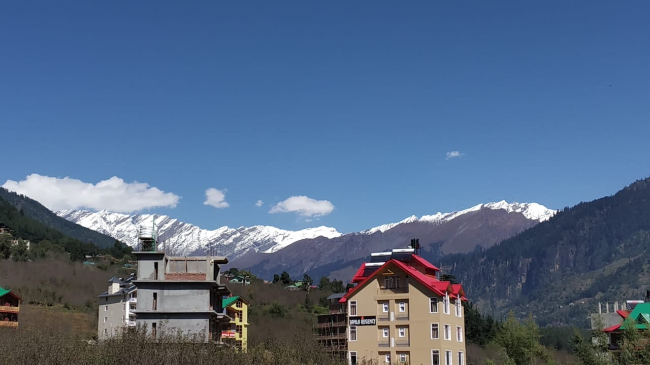 Manali Mountains