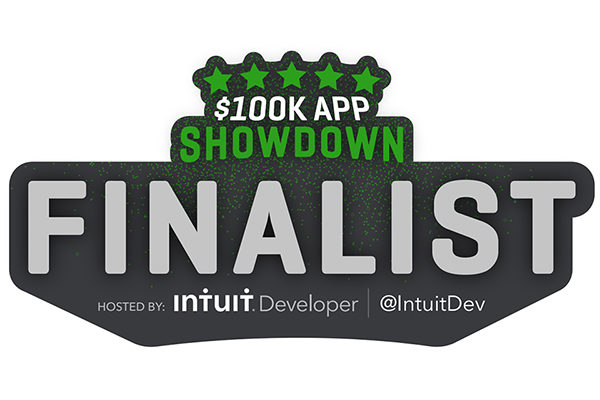 QuickBooks Small Business App Showdown Finalist