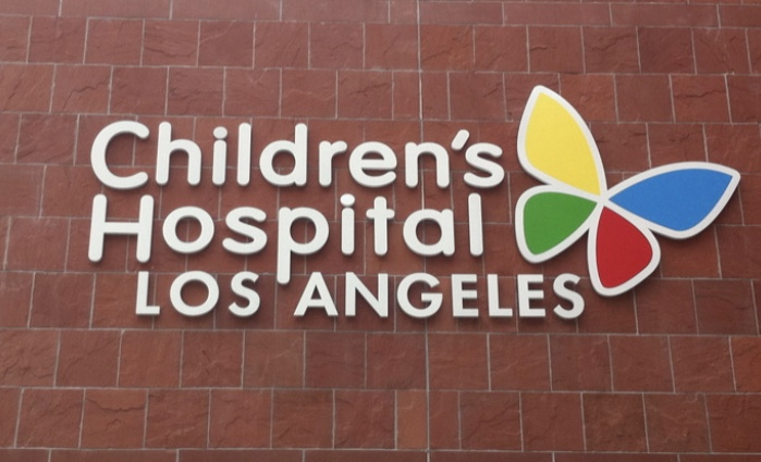 channel letter signage for children's hospital sign specialists