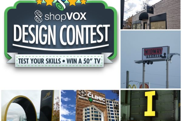 design contest finalists for VOXcontest