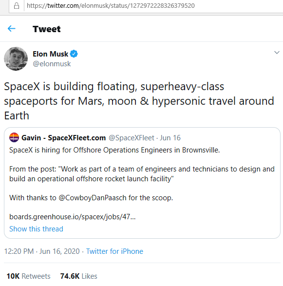 elon musk mars and shopvox in australia, london, ireland, india and all over the world