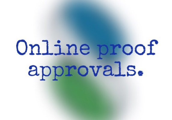 online proof approvals