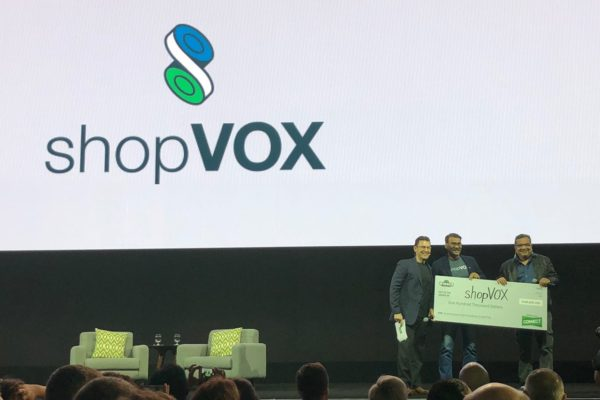 quickbooks connect on stage #appshowdown winner